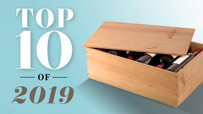 Wine Spectator's Top 10 Wines of 2019